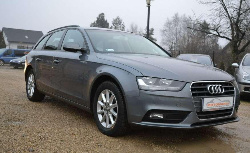 Audi A4 Alufelgi Pełny FiS Nawigacja Podgrz. fotele Climatronic Serwis Zarej zdjęcie 2