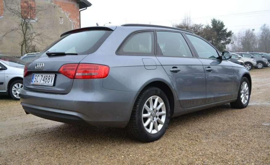 Audi A4 Alufelgi Pełny FiS Nawigacja Podgrz. fotele Climatronic Serwis Zarej zdjęcie 3