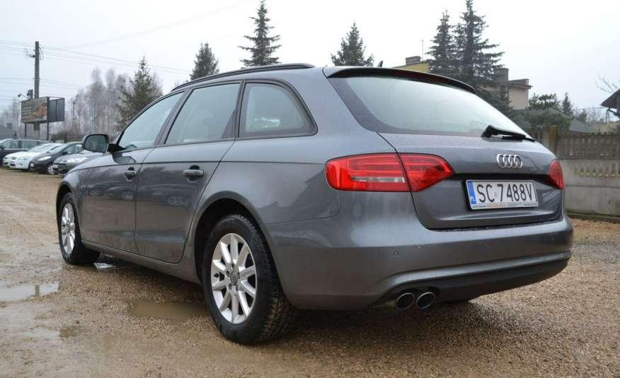 Audi A4 Alufelgi Pełny FiS Nawigacja Podgrz. fotele Climatronic Serwis Zarej zdjęcie 4
