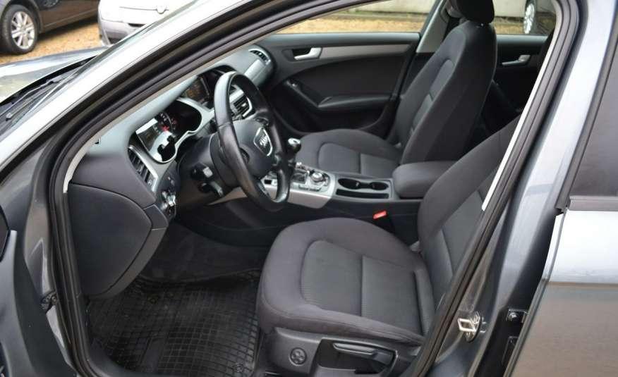 Audi A4 Alufelgi Pełny FiS Nawigacja Podgrz. fotele Climatronic Serwis Zarej zdjęcie 5