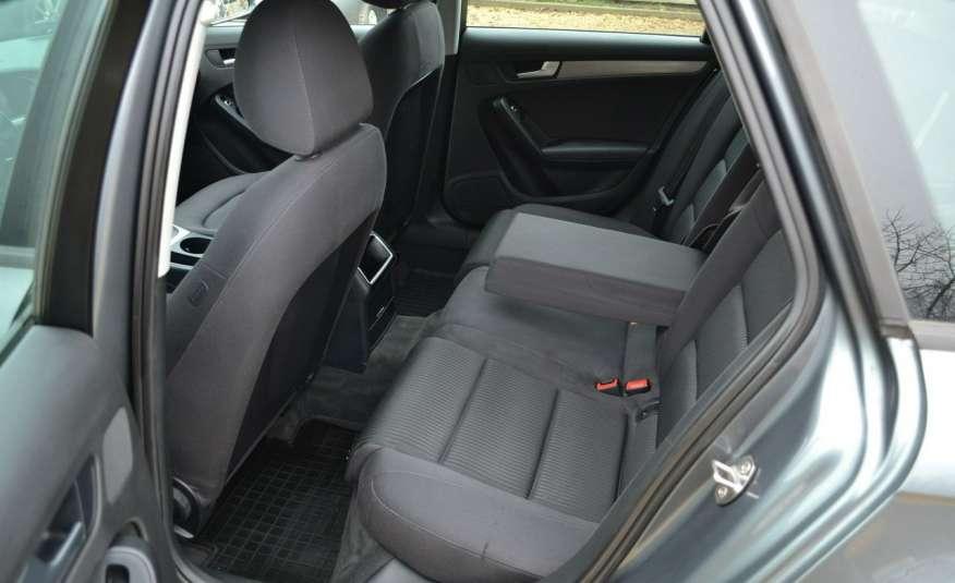 Audi A4 Alufelgi Pełny FiS Nawigacja Podgrz. fotele Climatronic Serwis Zarej zdjęcie 6