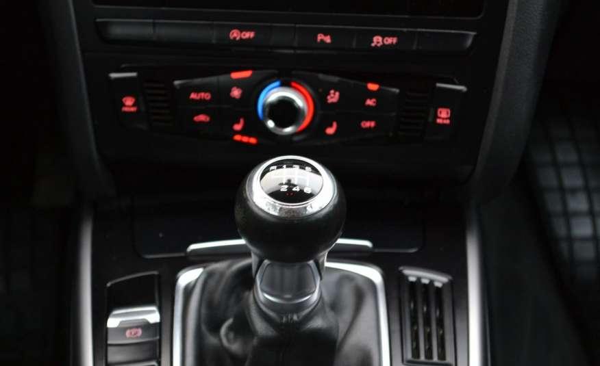 Audi A4 Alufelgi Pełny FiS Nawigacja Podgrz. fotele Climatronic Serwis Zarej zdjęcie 17