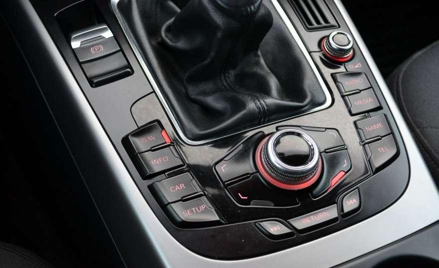 Audi A4 Alufelgi Pełny FiS Nawigacja Podgrz. fotele Climatronic Serwis Zarej zdjęcie 22