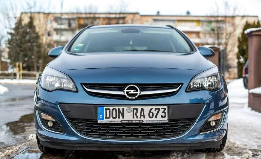 Opel Astra 1.7_Diesel_155 tys.km_LED_PDC zdjęcie 2