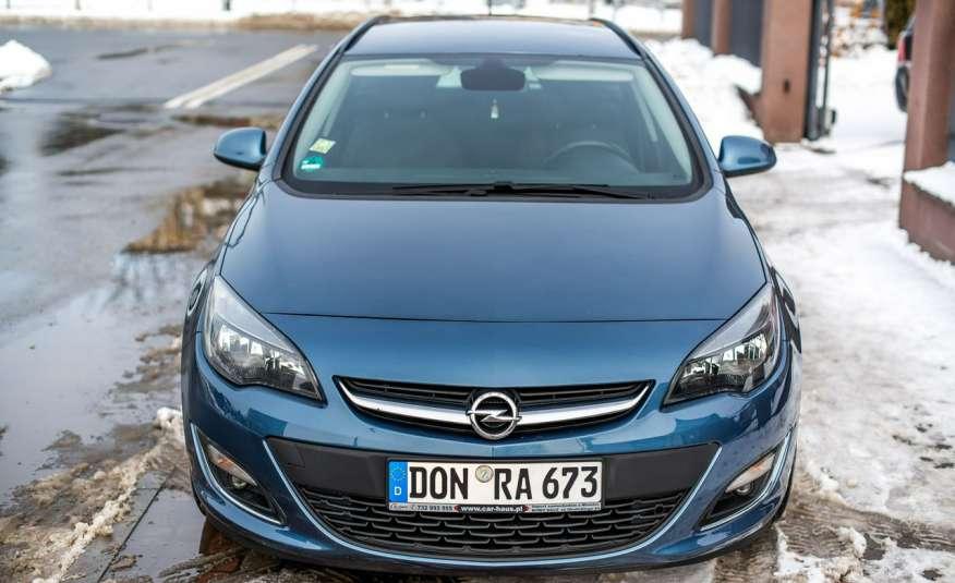 Opel Astra 1.7_Diesel_155 tys.km_LED_PDC zdjęcie 3