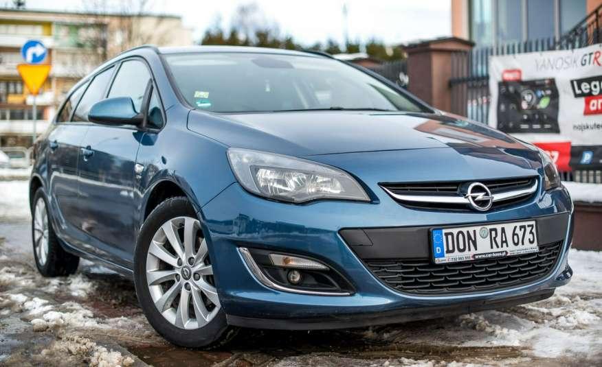 Opel Astra 1.7_Diesel_155 tys.km_LED_PDC zdjęcie 4