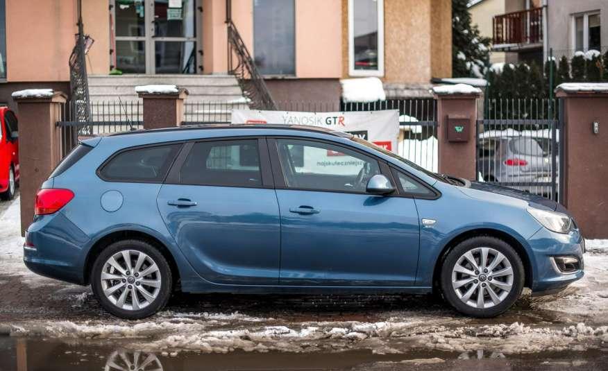 Opel Astra 1.7_Diesel_155 tys.km_LED_PDC zdjęcie 5