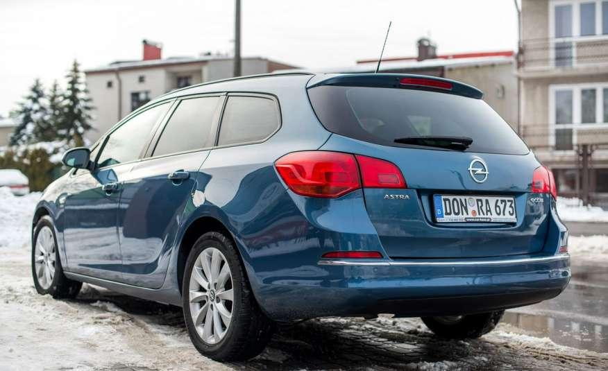 Opel Astra 1.7_Diesel_155 tys.km_LED_PDC zdjęcie 6