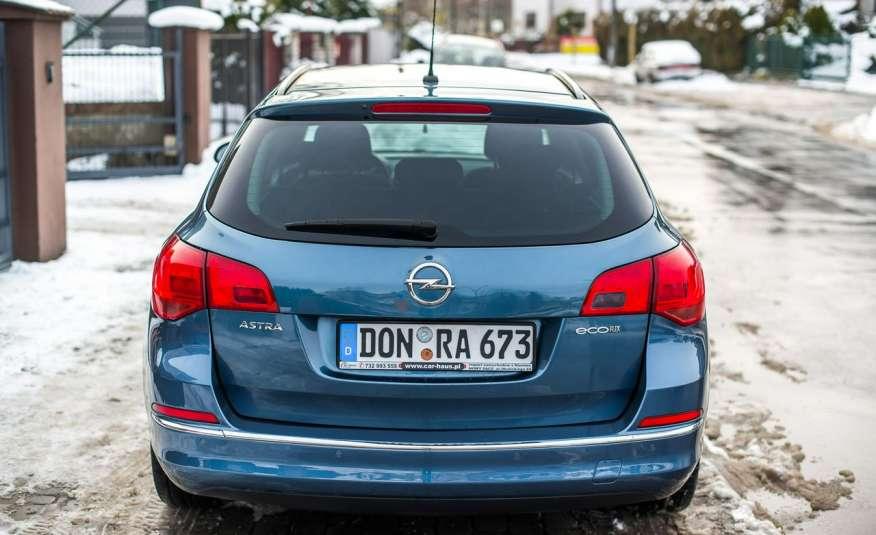 Opel Astra 1.7_Diesel_155 tys.km_LED_PDC zdjęcie 7