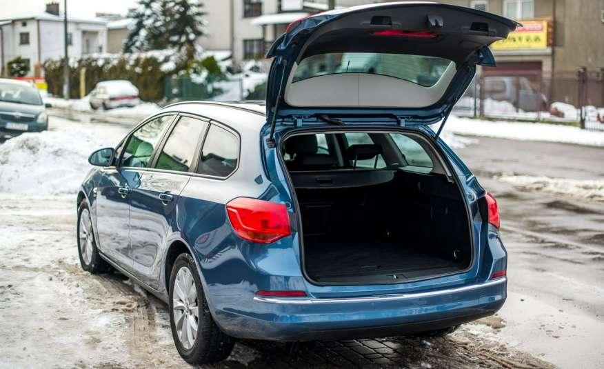 Opel Astra 1.7_Diesel_155 tys.km_LED_PDC zdjęcie 8