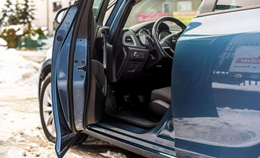 Opel Astra 1.7_Diesel_155 tys.km_LED_PDC zdjęcie 10