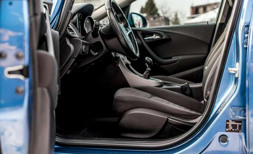 Opel Astra 1.7_Diesel_155 tys.km_LED_PDC zdjęcie 14