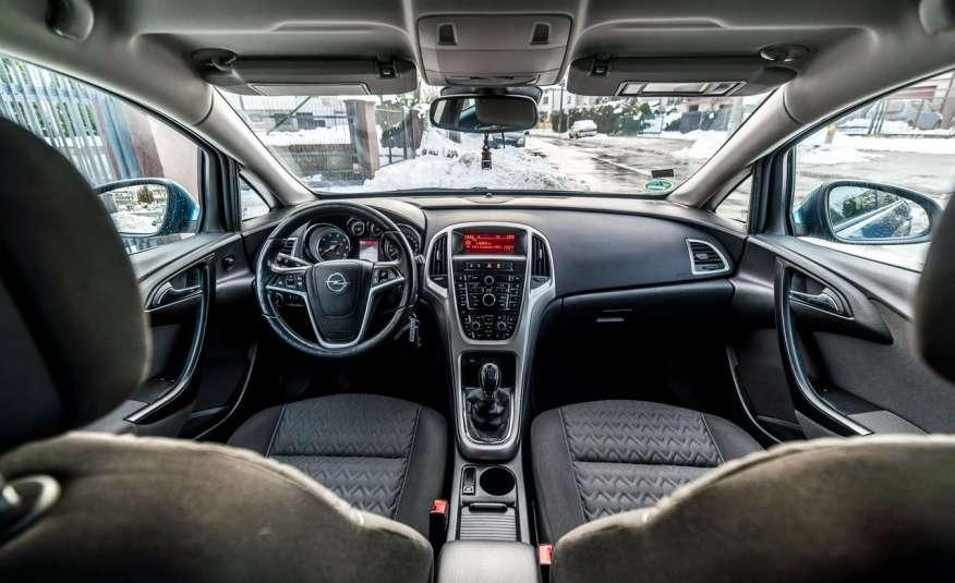 Opel Astra 1.7_Diesel_155 tys.km_LED_PDC zdjęcie 18