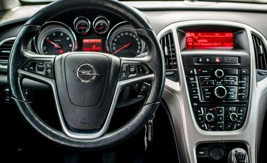 Opel Astra 1.7_Diesel_155 tys.km_LED_PDC zdjęcie 21