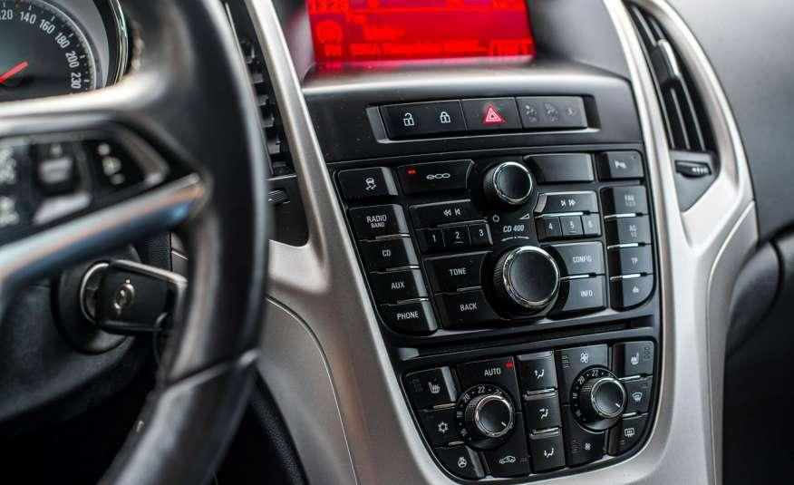 Opel Astra 1.7_Diesel_155 tys.km_LED_PDC zdjęcie 22