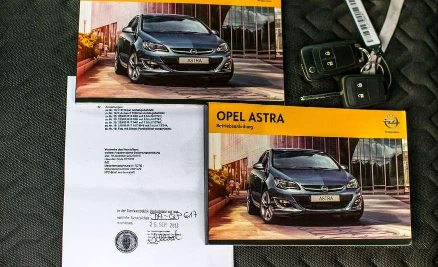 Opel Astra 1.7_Diesel_155 tys.km_LED_PDC zdjęcie 25