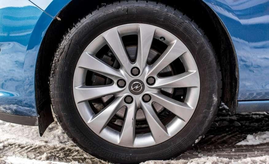 Opel Astra 1.7_Diesel_155 tys.km_LED_PDC zdjęcie 27
