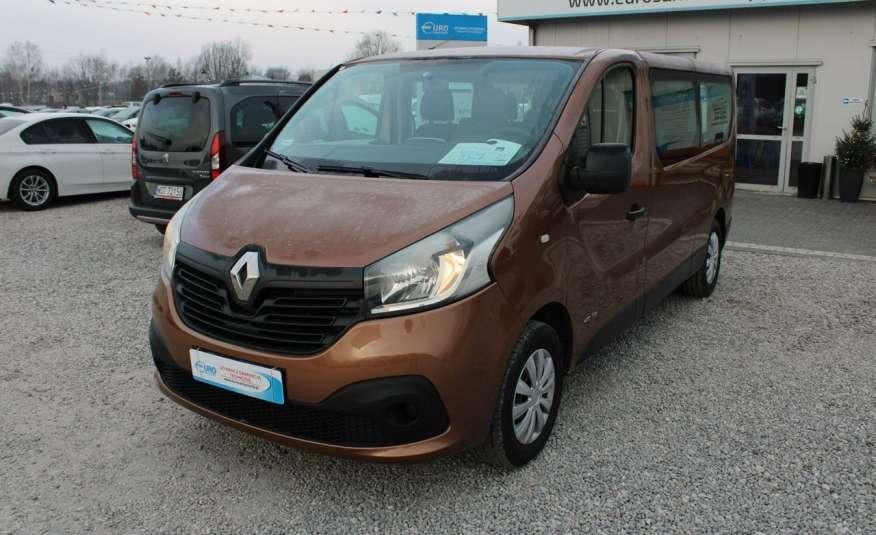Renault Trafic F-Vat, Gwarancja.9-osób, Sal.PL zdjęcie 2