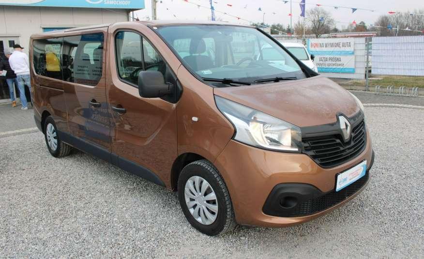 Renault Trafic F-Vat, Gwarancja.9-osób, Sal.PL zdjęcie 7