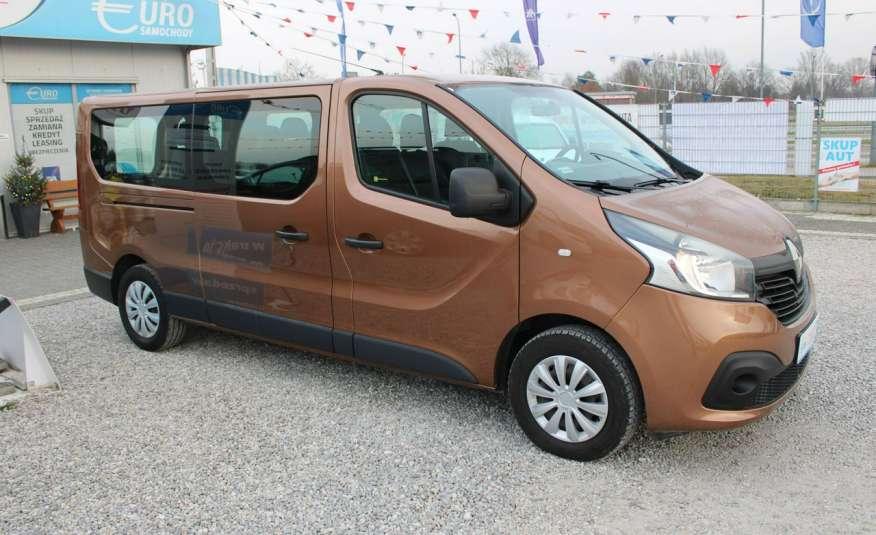 Renault Trafic F-Vat, Gwarancja.9-osób, Sal.PL zdjęcie 8