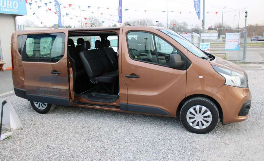 Renault Trafic F-Vat, Gwarancja.9-osób, Sal.PL zdjęcie 11