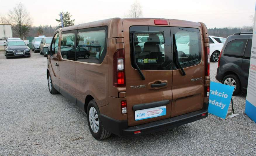 Renault Trafic F-Vat, Gwarancja.9-osób, Sal.PL zdjęcie 24
