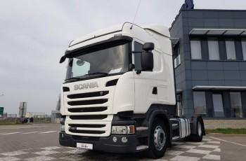 Scania R450LA4X2MNA EURO 6 RETARDER