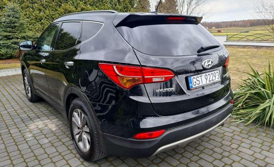 Hyundai Santa Fe Fak.Vat 23 Skóry Navi Bezwypadkowy Zarejestrowany zdjęcie 4