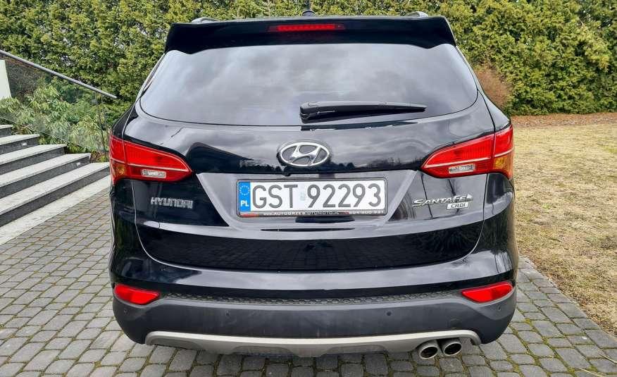 Hyundai Santa Fe Fak.Vat 23 Skóry Navi Bezwypadkowy Zarejestrowany zdjęcie 5