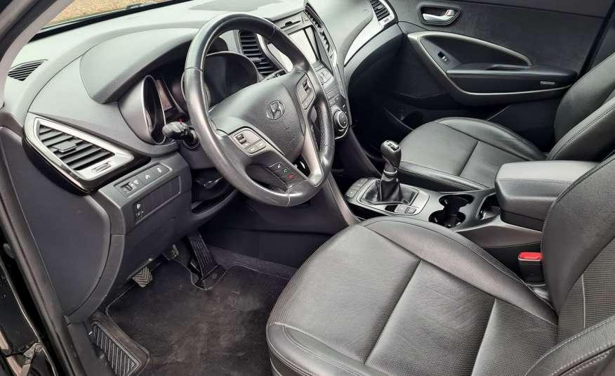 Hyundai Santa Fe Fak.Vat 23 Skóry Navi Bezwypadkowy Zarejestrowany zdjęcie 7