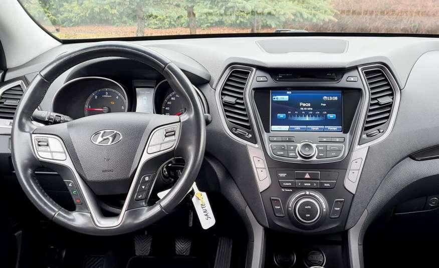 Hyundai Santa Fe Fak.Vat 23 Skóry Navi Bezwypadkowy Zarejestrowany zdjęcie 9