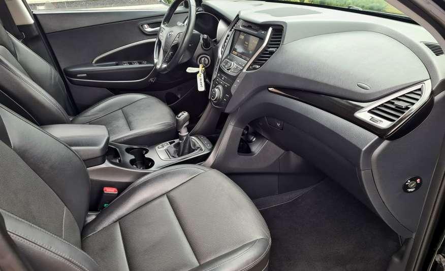 Hyundai Santa Fe Fak.Vat 23 Skóry Navi Bezwypadkowy Zarejestrowany zdjęcie 10