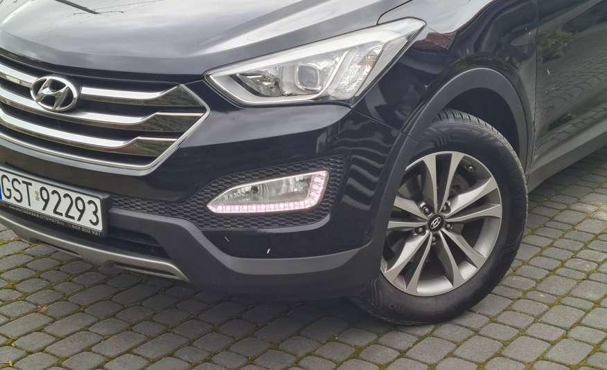 Hyundai Santa Fe Fak.Vat 23 Skóry Navi Bezwypadkowy Zarejestrowany zdjęcie 14