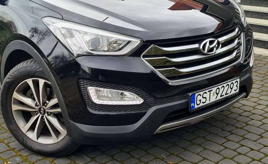 Hyundai Santa Fe Fak.Vat 23 Skóry Navi Bezwypadkowy Zarejestrowany zdjęcie 15