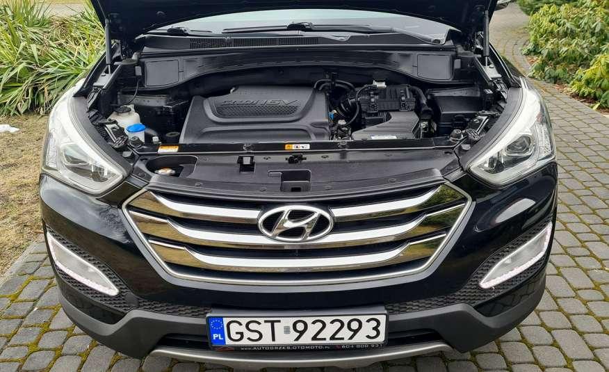 Hyundai Santa Fe Fak.Vat 23 Skóry Navi Bezwypadkowy Zarejestrowany zdjęcie 17