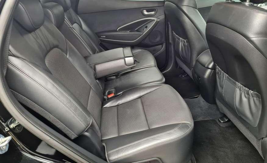 Hyundai Santa Fe Fak.Vat 23 Skóry Navi Bezwypadkowy Zarejestrowany zdjęcie 20