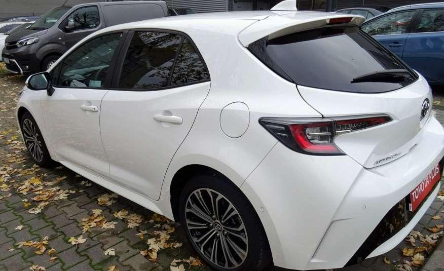 Toyota Corolla 1.2 T 116KM COMFORT STYLE TECH, salon Polska, gwarancja, FV23% zdjęcie 21