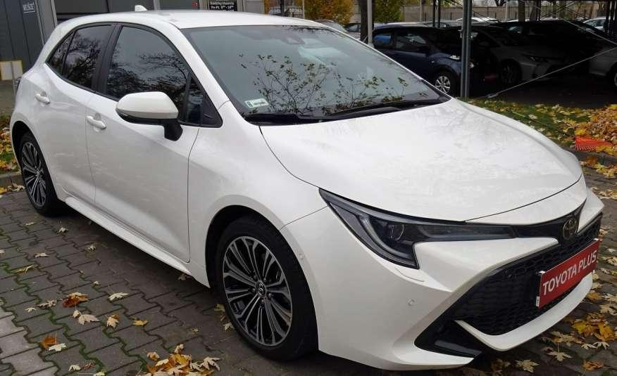 Toyota Corolla 1.2 T 116KM COMFORT STYLE TECH, salon Polska, gwarancja, FV23% zdjęcie 22