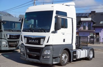 MAN TGX 18.440 XXL / EURO 6 / ACC / LOW DECK / MEGA