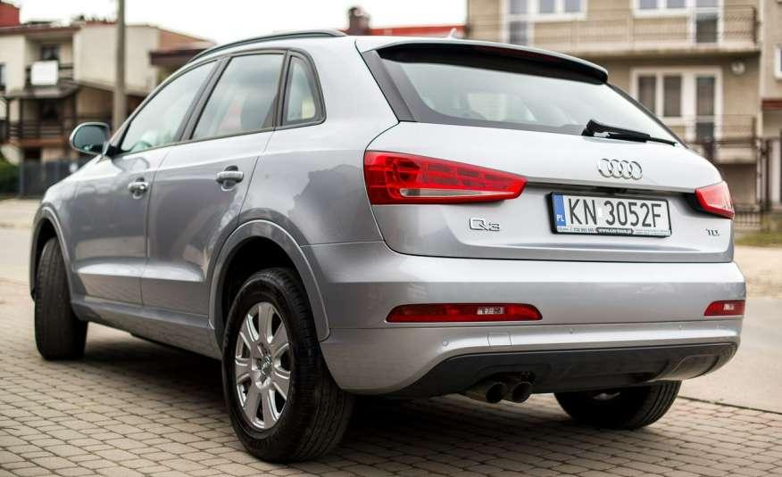 Audi Q3 2.0_Diesel_140KM_127 tys. km_Kamera_NAVI_PDC_HAK_Zarejestrowany zdjęcie 5