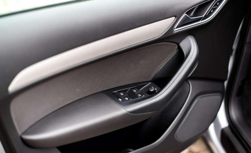 Audi Q3 2.0_Diesel_140KM_127 tys. km_Kamera_NAVI_PDC_HAK_Zarejestrowany zdjęcie 10