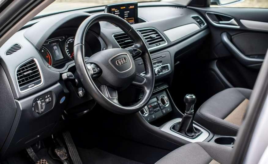 Audi Q3 2.0_Diesel_140KM_127 tys. km_Kamera_NAVI_PDC_HAK_Zarejestrowany zdjęcie 15