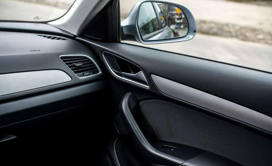 Audi Q3 2.0_Diesel_140KM_127 tys. km_Kamera_NAVI_PDC_HAK_Zarejestrowany zdjęcie 20