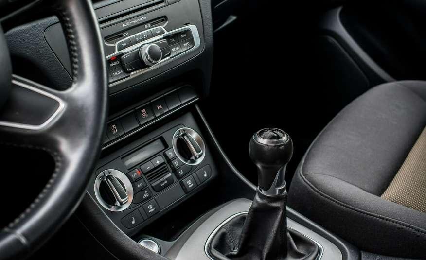 Audi Q3 2.0_Diesel_140KM_127 tys. km_Kamera_NAVI_PDC_HAK_Zarejestrowany zdjęcie 21