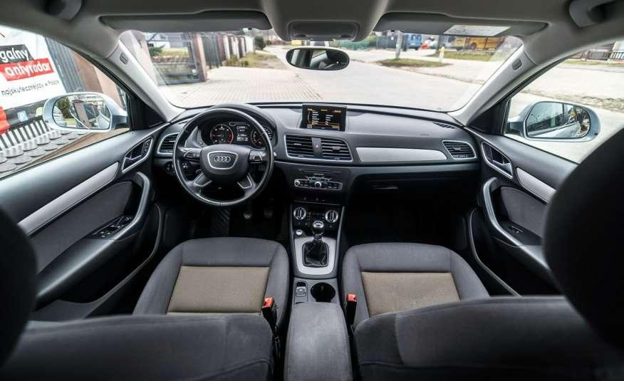 Audi Q3 2.0_Diesel_140KM_127 tys. km_Kamera_NAVI_PDC_HAK_Zarejestrowany zdjęcie 22