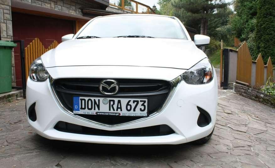 Mazda 2 1.5_Benzyna_132 tys. km_alu_klima_komplet kół zdjęcie 2