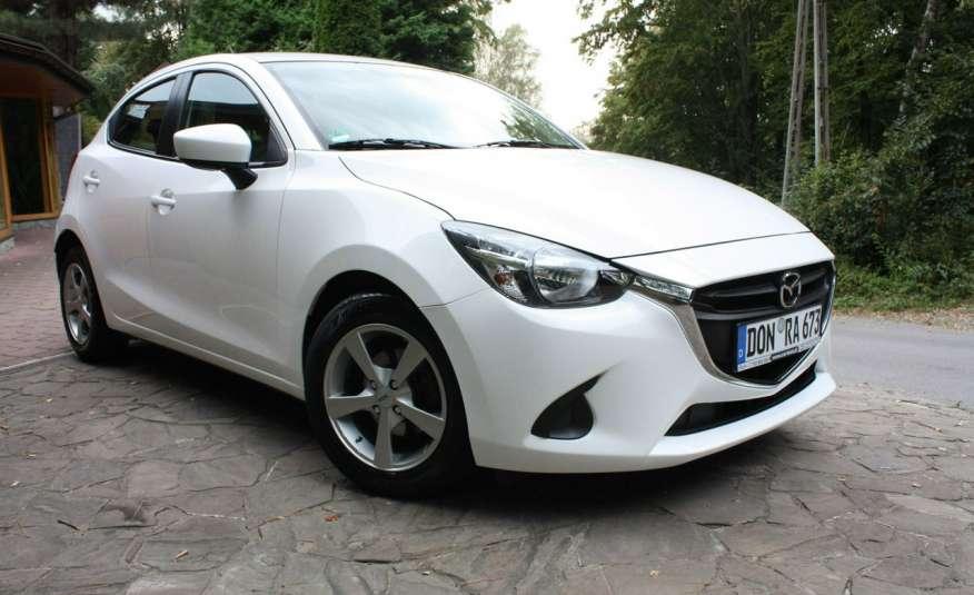 Mazda 2 1.5_Benzyna_132 tys. km_alu_klima_komplet kół zdjęcie 3