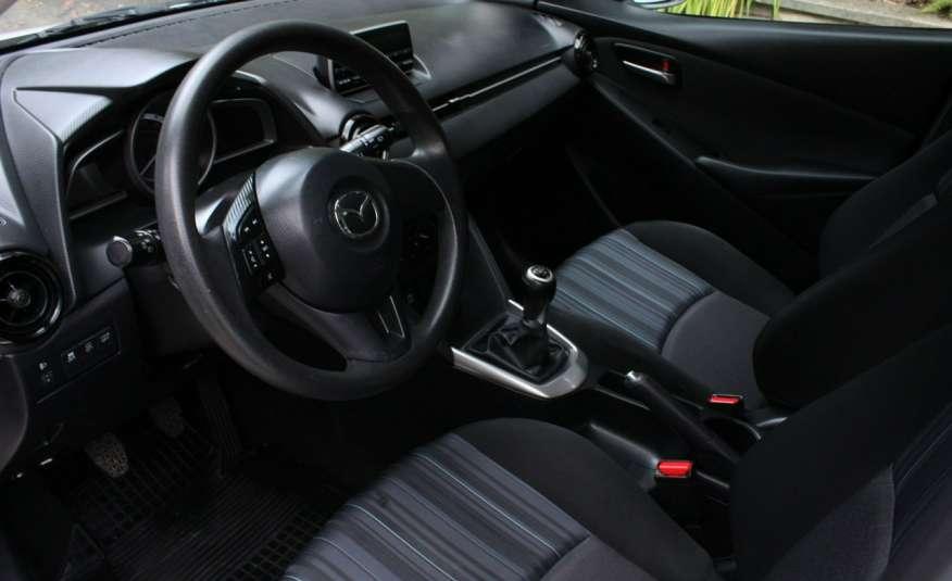 Mazda 2 1.5_Benzyna_132 tys. km_alu_klima_komplet kół zdjęcie 7