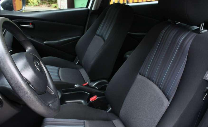 Mazda 2 1.5_Benzyna_132 tys. km_alu_klima_komplet kół zdjęcie 8