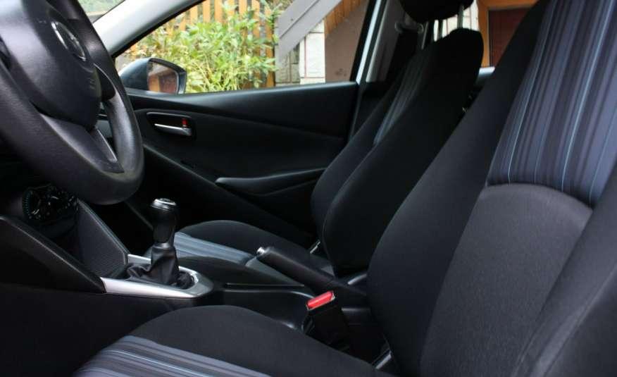 Mazda 2 1.5_Benzyna_132 tys. km_alu_klima_komplet kół zdjęcie 9